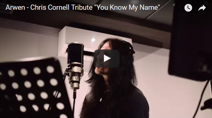 arwe tribute chris cornell